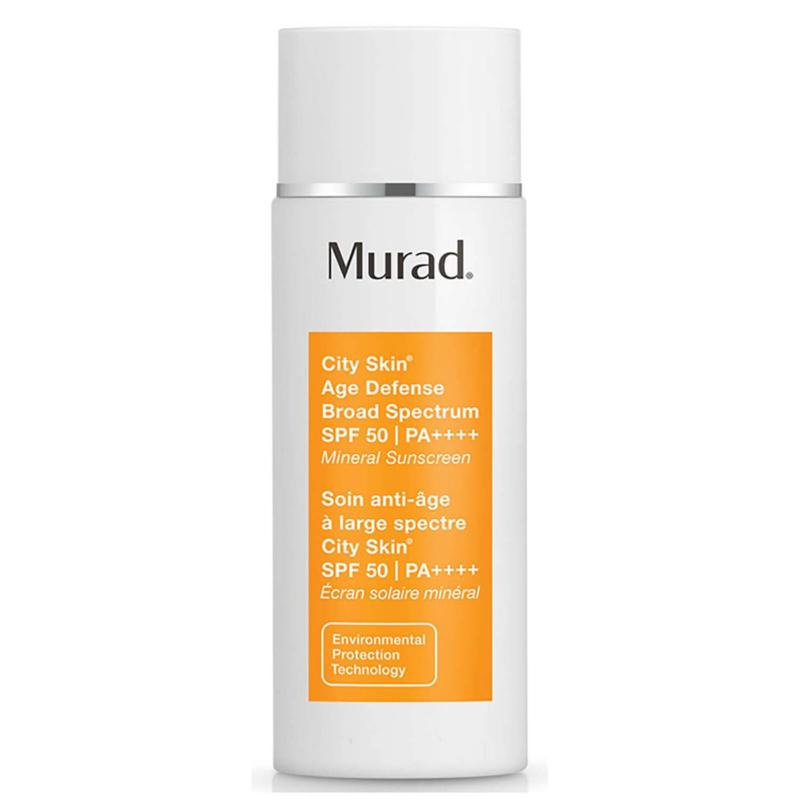 City Skin Age Defense Broad Spectrum SPF 50 PA++++ 50ml