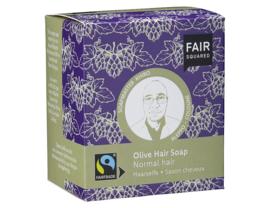Shampoobar Olijfolie voor normaal haar (2 stuks)