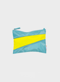 Susan BIjl The New Pouch Concept & Fluo Yellow Medium