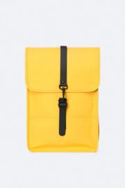 Rains backpack mini yellow