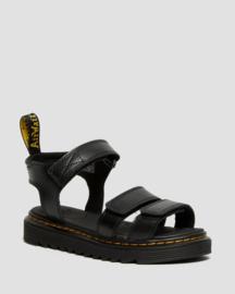 Dr Martens Klaire J black sandal