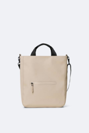 Rains tote crossbody beige