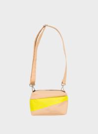 Suan Bijl The New Bum Bag Select & Fluo Yellow Small