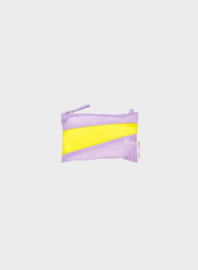 Susan Bijl The New Pouch Idea & Fluo Yellow Small