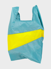 Susan Bijl The New Shopping Bag Concept & Fluo Yellow Large