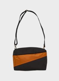 Susan Bijl The New Bum Bag Black & Sample Medium