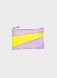 Susan Bijl The New Pouch Idea & Fluo Yellow Medium