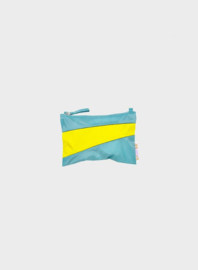 Susan Bijl The New Pouch Concept & Fluo Yellow Small