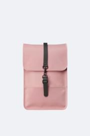 Rains backpack mini blush
