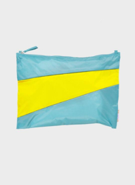 The New Pouch Concept & Fluo Yellow Large