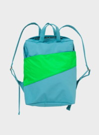 The New Backpack Concept & Greenscreen