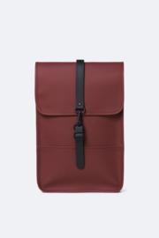 Rains backpack mini maroon