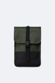 Rains buckle backpack mini green