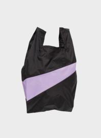 The New Shopping Bag Black & Idea Medium