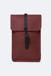 Rains backpack maroon