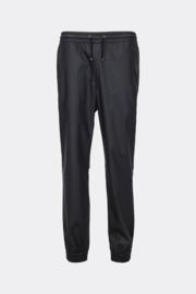 Rains trousers black