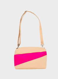 Susan BIjl The New Bum Bag Select & Pretty Pink Medium
