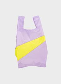 Susan BIjl The New Shopping Bag Idea & Fluo Yellow Medium