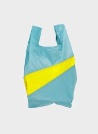 Susan BIjl The New Shopping Bag Concept & Fluo Yellow Medium