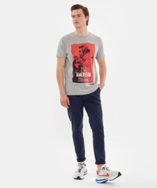 T-shirt Hero Seven American Dream