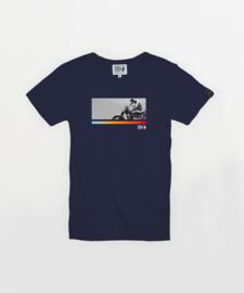 T-shirt Hero Seven Triumph 41 Navy