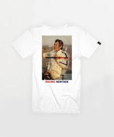 T-shirt Hero Seven 1971 Tee White