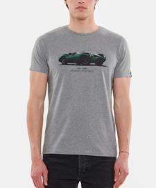 T-shirt Hero Seven ASTON DBR1 - Grey