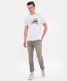 T-shirt Hero Seven Triumph 41 White