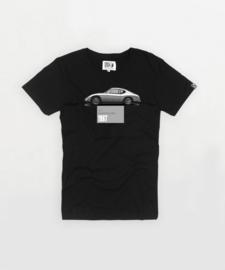 T-shirt Hero Seven ROADSTER 67 - Black