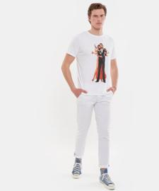T-shirt Hero Seven Shiva 007 - Black