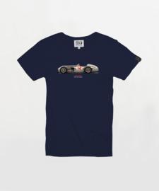 T-shirt Hero Seven BENZ 12 - Navy