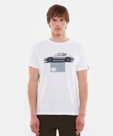 T-shirt Hero Seven ROADSTER 67 - White