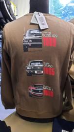 Sweater Hero Seven Snyder Mustang EVO - Kaki