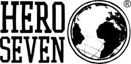 T-shirt Hero Seven Goldfinger - Black