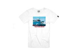 T-shirt Hero Seven Helico - White