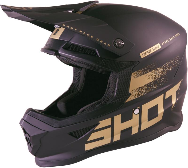 Helm SHOT Furious RAW 2.0