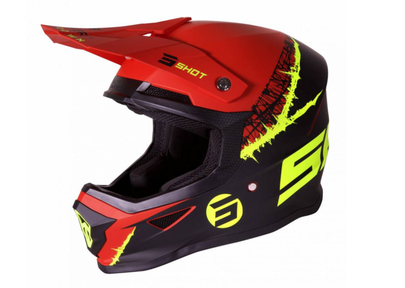 Helm SHOT Furious Storm