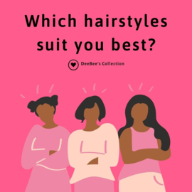 Which hairstyles suit you best?