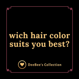 Wich hair color suits you best?
