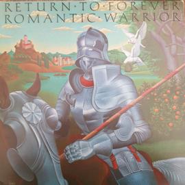 Return To Forever - Romantic Warrior