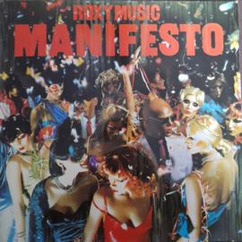 Roxy Music - Manifesto