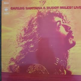 Carlos Santana & Buddy Miles - Live!