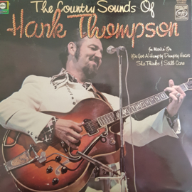 Hank Thompson - The Country Sounds Of Hank Thompson