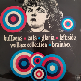Various - Buffoons/Cats/Gloria/Left Side/Wallace Collection/Brainbox
