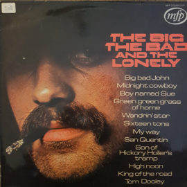 Bill Wellings - The Big, The Bad And The Lonely