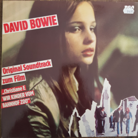 "David Bowie - Original Soundtrack Zum Film ""Christiane F. Wir Kinder Vom Bahnhof Zoo"""