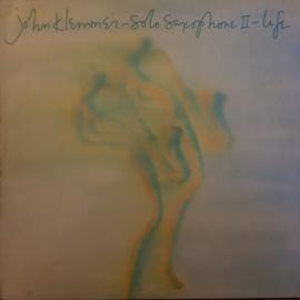 John Klemmer - Solo Saxophone ii - Life