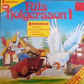 Selma Lagerlöf – Nils Holgersson Deel 1