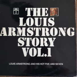 Louis Armstrong - Armstrong and His Hot Five and Seven