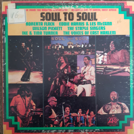 Various - Soul To Soul (Music From The Original Soundtrack - Recorded Live In Ghana, West Africa)